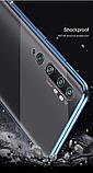 Магнитный металл чехол FULL GLASS 360° для Xiaomi Mi 10 + стекло на камеру /, фото 8