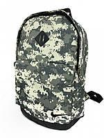 Рюкзак кож дно Камуфляж Серый, фото 1