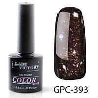 Lady Victory гель лак, объем 7,3 мл, GPC-393