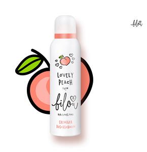Пенка для душа Bilou Lovely Peach 200 мл