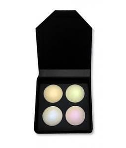 Палетка Теней-Хайлайтер Beautydrugs Holographic Baked Kit