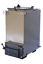 Котел шахтного типа Bizon Стандарт FS-12 кВт, 4 мм