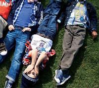Джинси, штани, спортивні штани для хлопчиків
