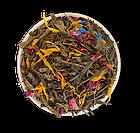 Зелений чай Вибір імператора з вишнею та пелюстками квітів 500 грам, фото 2