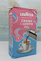 Кава мелена Lavazza Crema E Gusto Dolce 250 г Італія