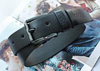 Модный ремень для джинсовTommy Hilfiger черный, фото 1
