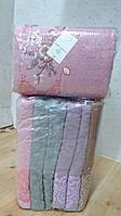 Полотенца банные махра упаковка 6 шт.