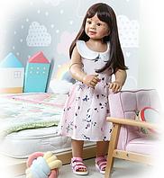 Лялька реборн дівчинка Ніколь 87 див. Арт.( 04498), фото 1