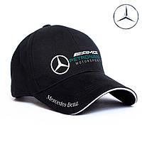 Кепка бейсболка Mercedes-Benz AMG Petronas Motosport, Кепка бейсболка Мерседес-Бенц АМГ Петронас Моторспорт
