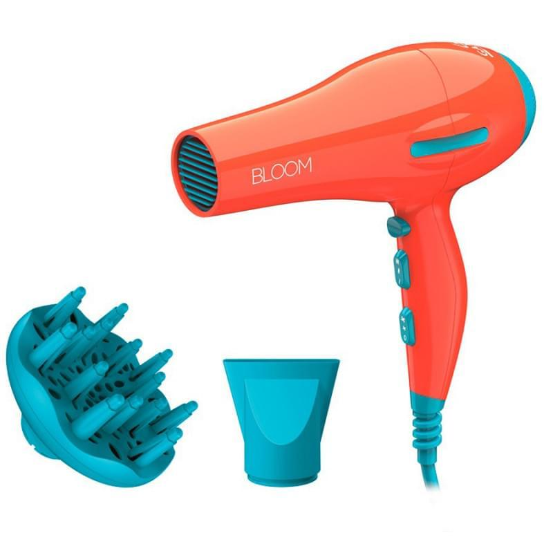 Фен для волосся з іонізацією GAMA BLOOM FLOW ION ORANGE (GH2420)