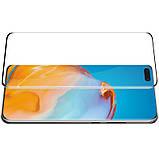 Nillkin Huawei P40 Pro/ P40 Pro+ 3D DS+MAX Series Black Захисне Скло, фото 3