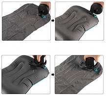 Электрокомпрессор-насос на 220 v для накачки надувных матрасов и бассейнов с насадками BestWay, фото 2