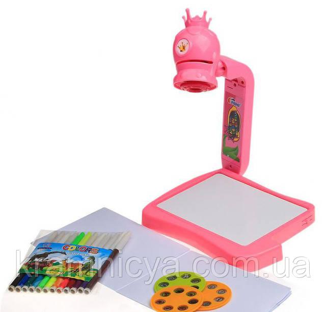 купить детский проектор для рисования в интернет-магазине Крамниця Творчості