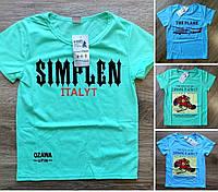 Детская футболка Simplen, фото 1
