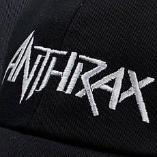 Бейсболка ANTHRAX Logo, фото 3