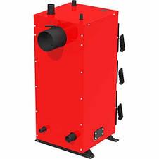 Твердотопливный котел Крафт 20 кВт серия К (чугунный колосник), фото 3
