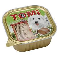Преимущества собачьих консерв Томи