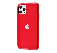 """Чехол красный для Apple iPhone 11 Pro (5.8"""")"""