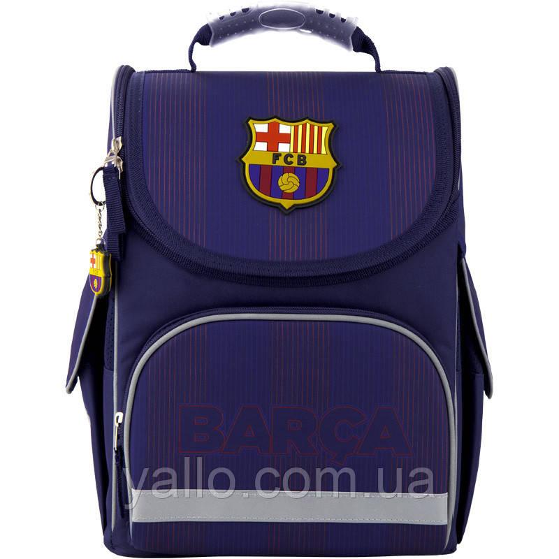 Рюкзак школьный каркасный Kite Education FC Barcelona BC20-501S