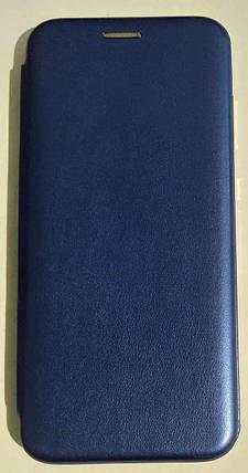 "Чохол-книжка ""CLASSY&LEVEL"" для Samsung A315/A31 Dark Blue, фото 2"