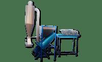 Молотково-роторная дробилка 11 кВт (универсальный измельчитель для зерна, сена, кукурузы, камыша)