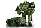 """Робот трансформер """"Deformation Tycoon"""" Автобот Хаунд (большой) свет звук , фото 3"""