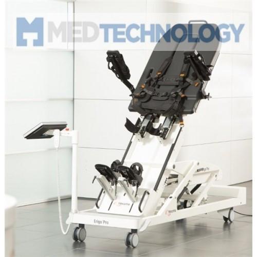 ERIGO V4 PRO (Hocoma) Стол-вертикализатор с роботизированным ортопедическим устройством и ФЭС