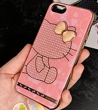 """Чехол розовый для Apple iPhone 7 / 8 (4.7"""")"""
