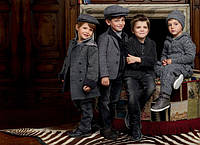 Куртки, жилетки для мальчиков