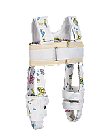 Стремена Павлика (детские стремена, дитячі ременці) №1* (вес малыша от 3 до 4 кг)