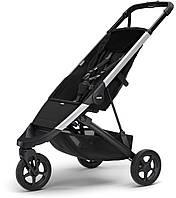 Детская коляска Thule Spring Stroller Aluminium (черный-алюминий)