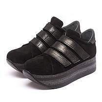 Кроссовки на липучках 8413 40 размер, фото 2