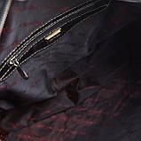 Сумка дорожная саквояж KARYA 8500-53 кожаный черный, фото 6