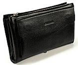 Мужской клатч кожаный черный Eminsa 5002-37-1, фото 5