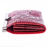 Женский кошелек Butun 5005-008-006 кожаный красный, фото 4