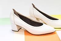 Туфлі жіночі, білі   Fabio Monelli