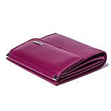 Женский кошелек BUTUN 590-004-005 кожаный марсала, фото 2