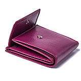 Женский кошелек BUTUN 590-004-005 кожаный марсала, фото 3