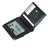 Женский кошелек BUTUN 590-004-009 кожаный темно-зеленый, фото 4