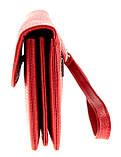 Женский клатч Karya 1121-46 кожаный красный, фото 6