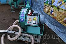 Дробилка молотковая, самовсасывающая 18,5 квт / 1800кг.час. «Биоэкопром».