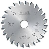 Пила подрезная коническая дисковая Freud для Panhans - Schelling LI25M31FA3 125b3.1-4.3d20Z24, фото 1