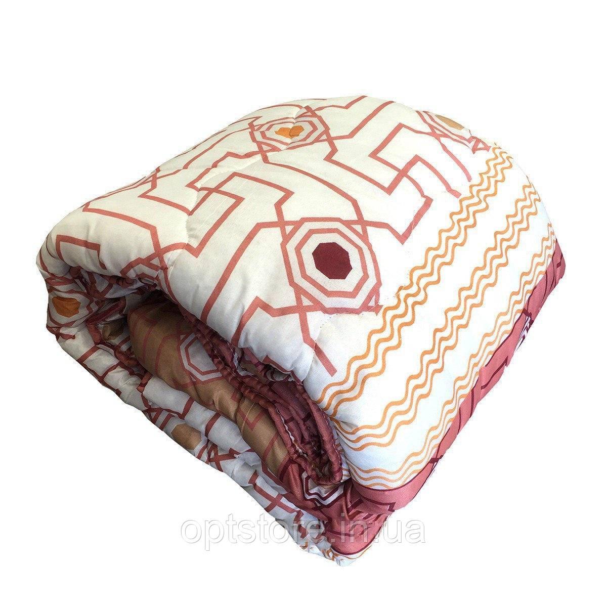 Ковдра двоспальне силікон, тканина полікотон