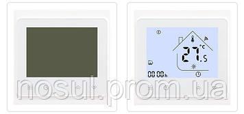 Терморегулятор 3A-002-WiFi сенсорный программируемый для теплого пола