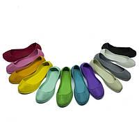 Балетки, силиконовые женские, аквашузы, коралки, белые, обувь для кораллов, мыльницы силиконовые