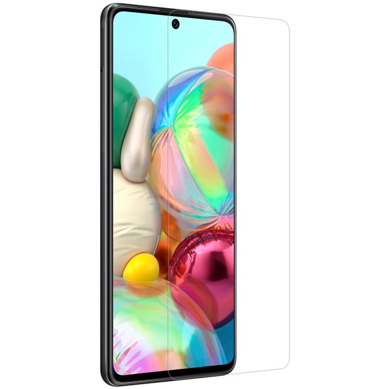 Nillkin Samsung Galaxy A71/ Note 10 Lite Amazing  H NanometerAnti-Explosion Glass Protector Защитное Стекло0