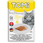 Преимущества кошачьих консерв Томи