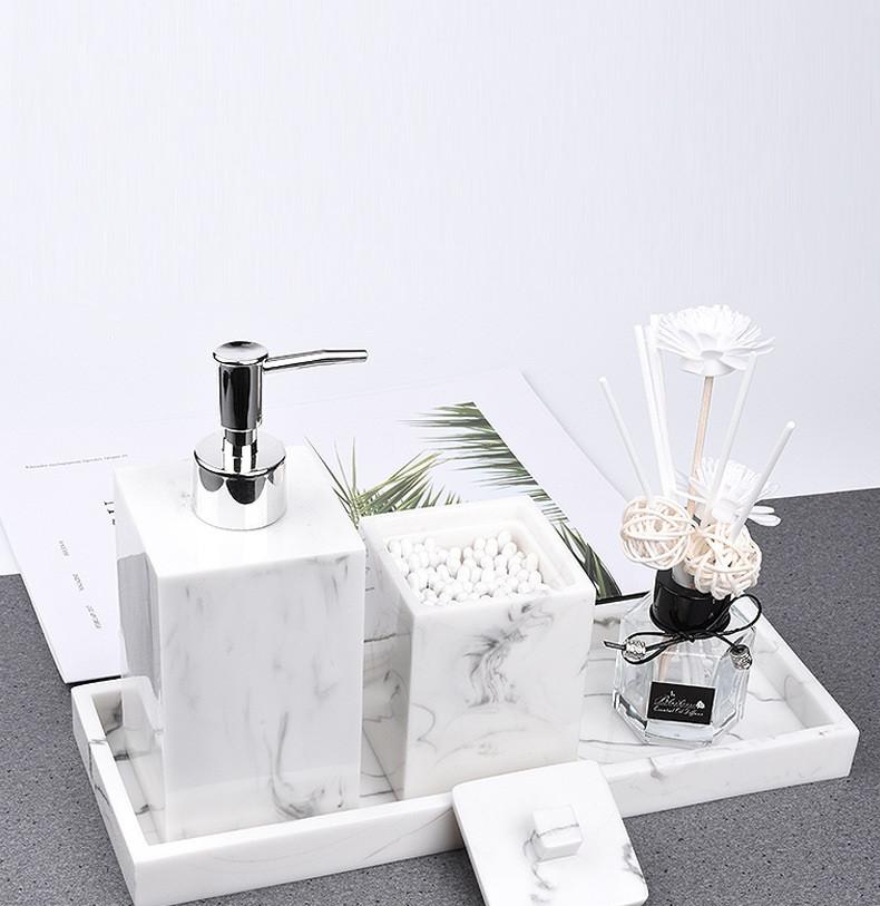 Набор аксессуаров для ванной 3 предмета. Модель RD-1629.