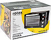 Духовка электрическая печь Rotex ROT450-B с конвекцией и подсветкой  45L 2000W, фото 9