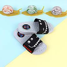Детские Шлепанцы на мальчиков пляжная обувь тм Giolan размер 26,28,30,31,32,33,34, фото 2